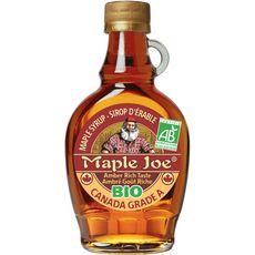 MAPLE JOE Sirop d'érable bio 250g