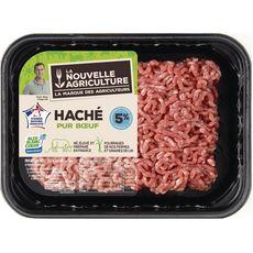 La Nouvelle Agriculture LA NOUVELLE AGRICULTURE La Nouvelle Agriculture Viande hachée pur boeuf 5%MG 300g