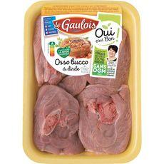 LE GAULOIS Osso bucco de dinde 1kg