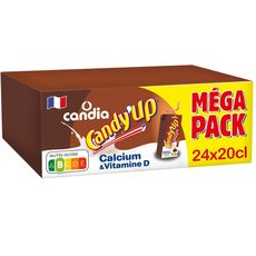 CANDY'UP CANDY UP Boisson lactée au chocolat 24x20cl 24x20cl