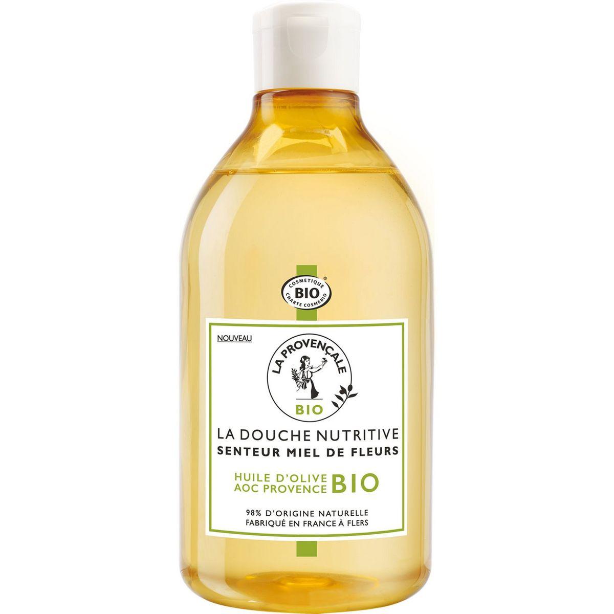 La Provençale Bio Gel douche bio miel de fleurs 500ml