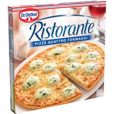 RISTORANTE Pizza 4 fromages 340g