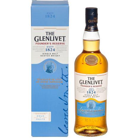 THE GLENLIVET Scotch whisky single malt founder spécial réserve 40%
