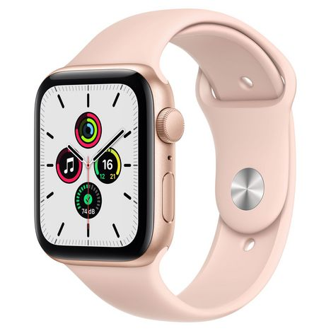 APPLE Montre connectée Apple Watch SE 44MM Alu Or/Rose