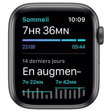 APPLE Montre connectée Apple Watch SE 44MM Alu Gris