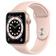APPLE Montre connectée Apple Watch 44MM Alu Or/Rose Series 6