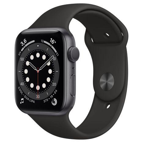APPLE Montre connectée Apple Watch 44MM Alu Gris Series 6