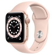 APPLE Montre connectée Apple Watch 40MM Alu Or/Rose Series 6