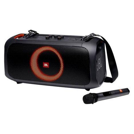 JBL Enceinte Bluetooth portable - Partybox On-The-Go - Noir