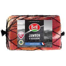 BELL Jambon sec d'Auvergne AOP quart 800g