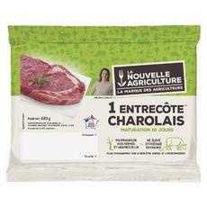 La Nouvelle Agriculture Entrecôte charolais 220g