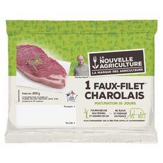 La Nouvelle Agriculture Faux-filet charolais 200g