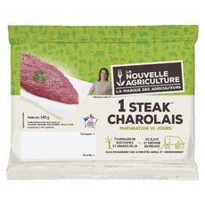 La Nouvelle Agriculture Steak charolais 140g