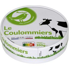 AUCHAN ESSENTIEL Coulommiers 350g