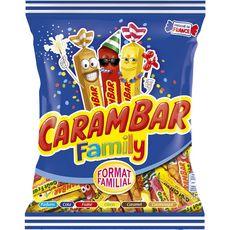 CARAMBAR Carambar Bonbons aromatisés 450g 450g