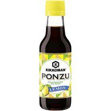 KIKKOMAN Sauce Ponzu soja citronnée 150ml
