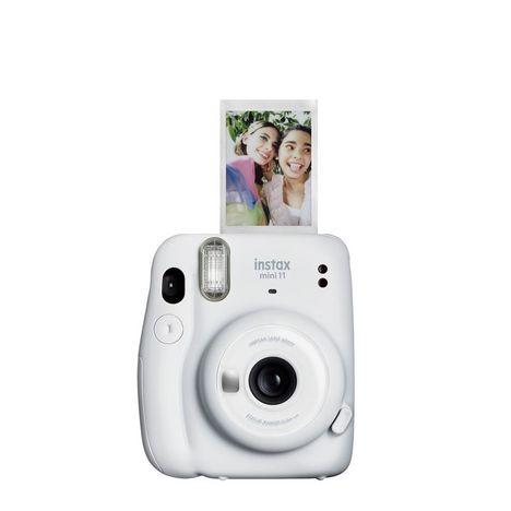 FUJIFILM Appareil photo instantané INSTAX MINI 11 PACK KDO 2020 - Blanc