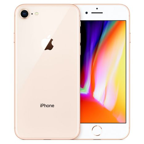 APPLE Apple - Iphone 8 - Reconditionné Grade A+ - 64 Go - Or - GZ