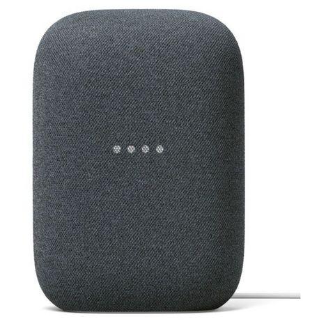 GOOGLE Assistant vocal Google Nest audio - Charbon - Anthracite