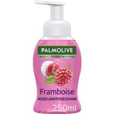 PALMOLIVE Mousse lavante pour les mains framboise 250ml