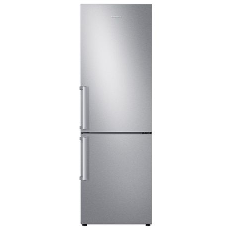 SAMSUNG Réfrigérateur combiné RL34T620ESA, 344 L, Froid ventilé