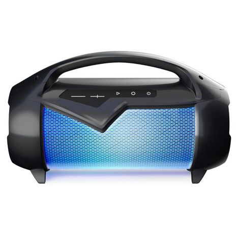 BIGBEN Enceinte Bluetooth portable lumineuse - PartyBtipLite - Noir