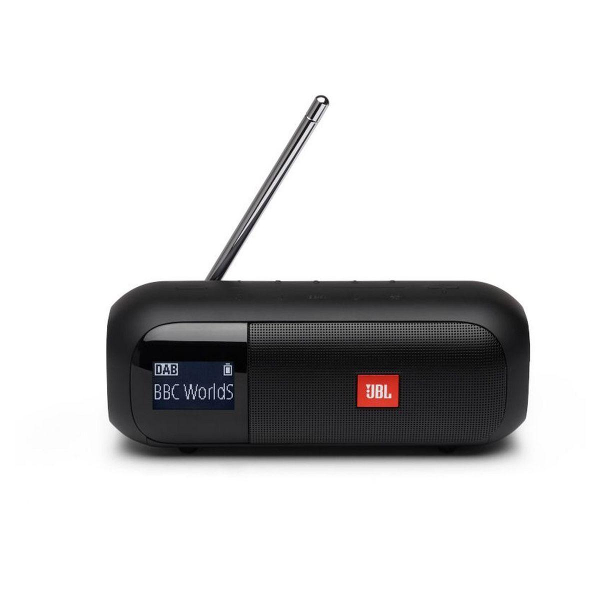 Radio portable Bluetooth - Noir - Tuner2