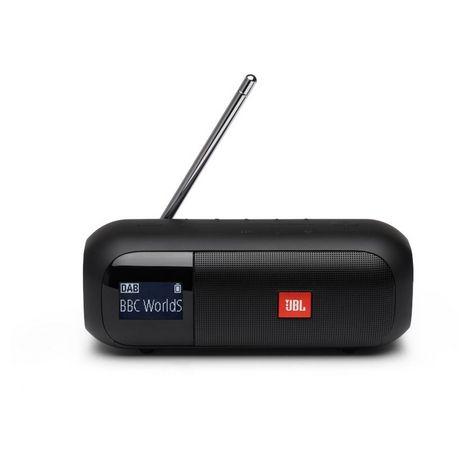 JBL Radio portable Bluetooth - Noir - Tuner2