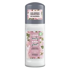 LOVE BEAUTY AND PLANET Déodorant bille murumuru et rose 24h protection vegan 50ml