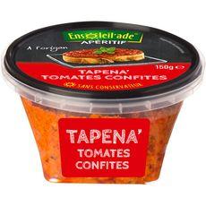 ENSOLEIL'ADE Ensoleil'ade Tapenade de tomates confites à l'origan 150g 150g