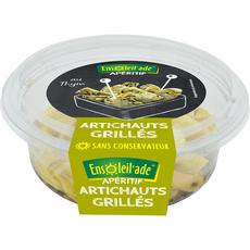 ENSOLEIL'ADE Artichauts grillés sans conservateur 125g