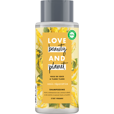 LOVE BEAUTY AND PLANET Shampooing réparateur coco ylang-ylang cheveux abîmés 400ml