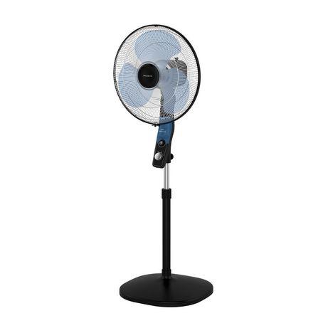 ROWENTA Ventilateur sur pied VU4420FO - Noir