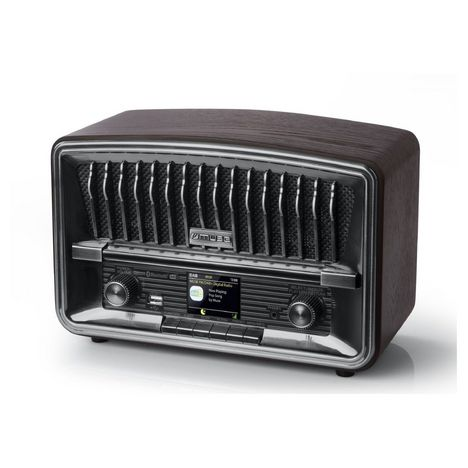 MUSE Radio Bluetooth - Bois - M-135 DBT