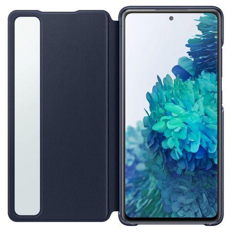 SAMSUNG Étui folio pour Samsung Galaxy S20 FE - Bleu