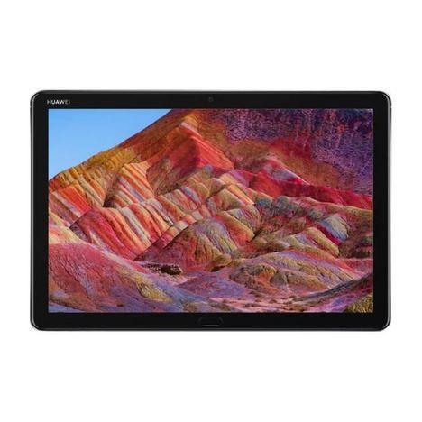 HUAWEI Tablette tactile Mediapad M5 Lite - 10 pouces - 64 Go - RAM 4 Go - Gris
