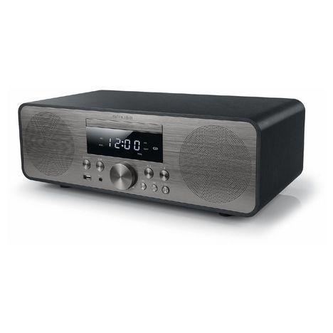 MUSE Micro chaîne CD Bluetooth - M-880 BTC - Coffrage bois