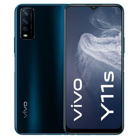 VIVO Smartphone Y11S  4G  32 Go  6.51 pouces  Noir  Double Sim