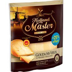 HOLLAND MASTER Holland Master Gouda vieux fruité 250g AOP 250g