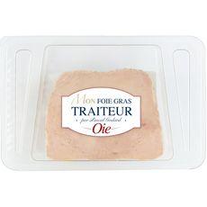 Foie gras d'oie entier en tranche trapèze 40g 40g