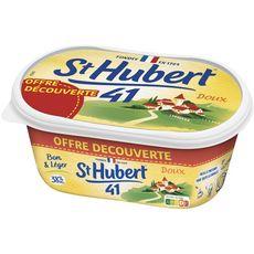 St Hubert 41 sans huile de palme doux 500g offre découverte