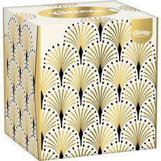 KLEENEX Kleenex Boîte de mouchoirs cubique x48 48 mouchoirs