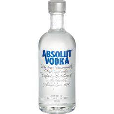 ABSOLUT Vodka 40% 35cl