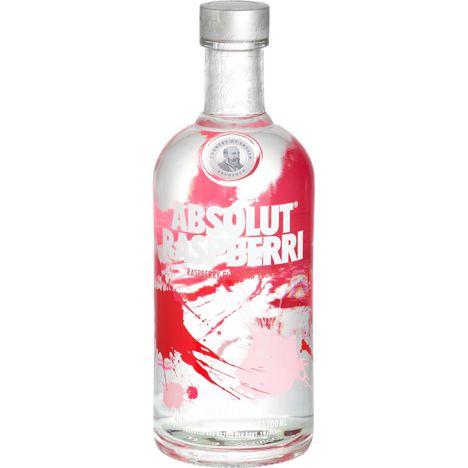 ABSOLUT Vodka suédoise aromatisée raspberry 40%