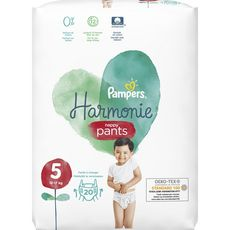 Pampers PAMPERS Harmonie nappy pants couches-culottes taille 5 (12-17kg)