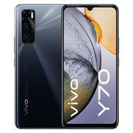 VIVO Smartphone Y70  4G  128 Go  6.44 pouces  Noir  Double NanoSim
