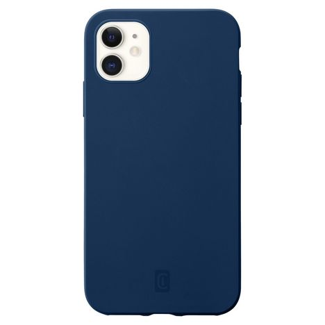 CELLULAR Coque pour Apple iPhone 12 Mini - Bleu