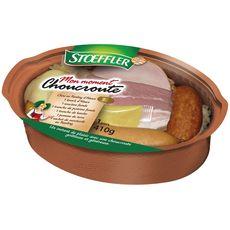 STOEFFLER Mon moment choucroute 1 portion 410g
