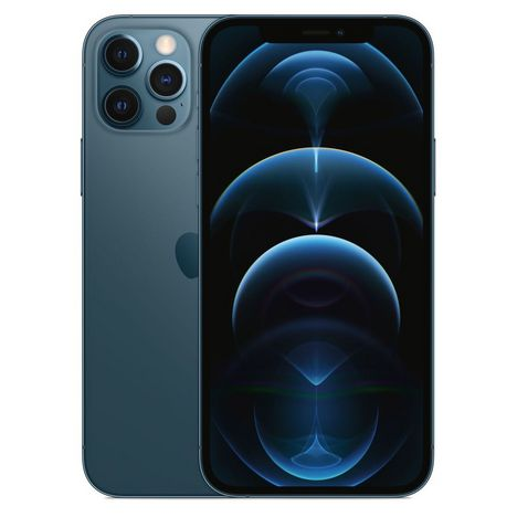 APPLE iPhone 12 Pro Bleu pacifique 128 Go