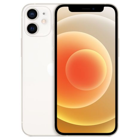 APPLE iPhone 12 Mini Blanc 128 Go